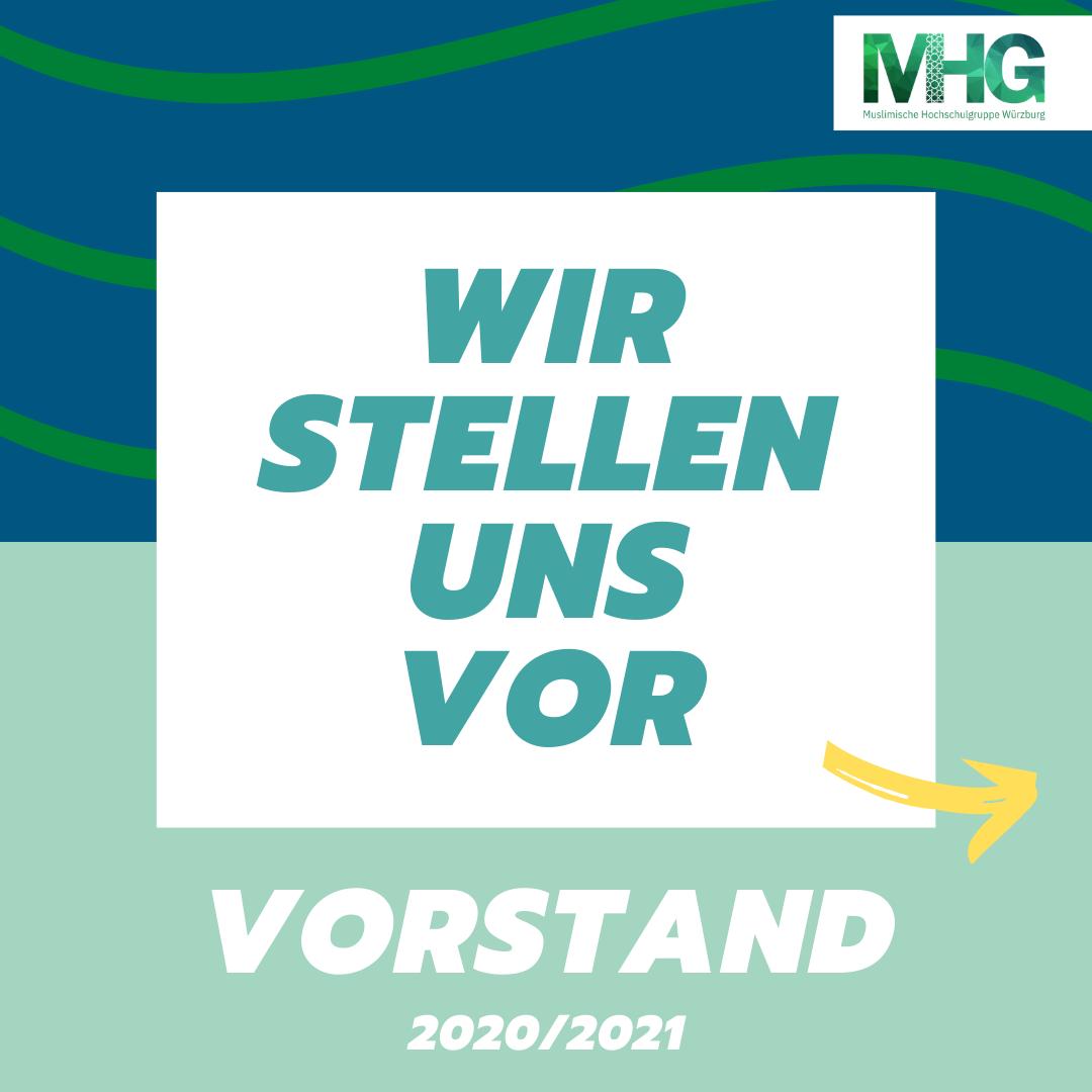 Vorstand Winter 2020