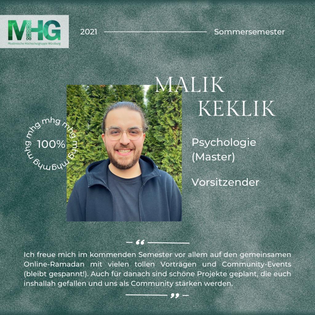 Malik Keklik