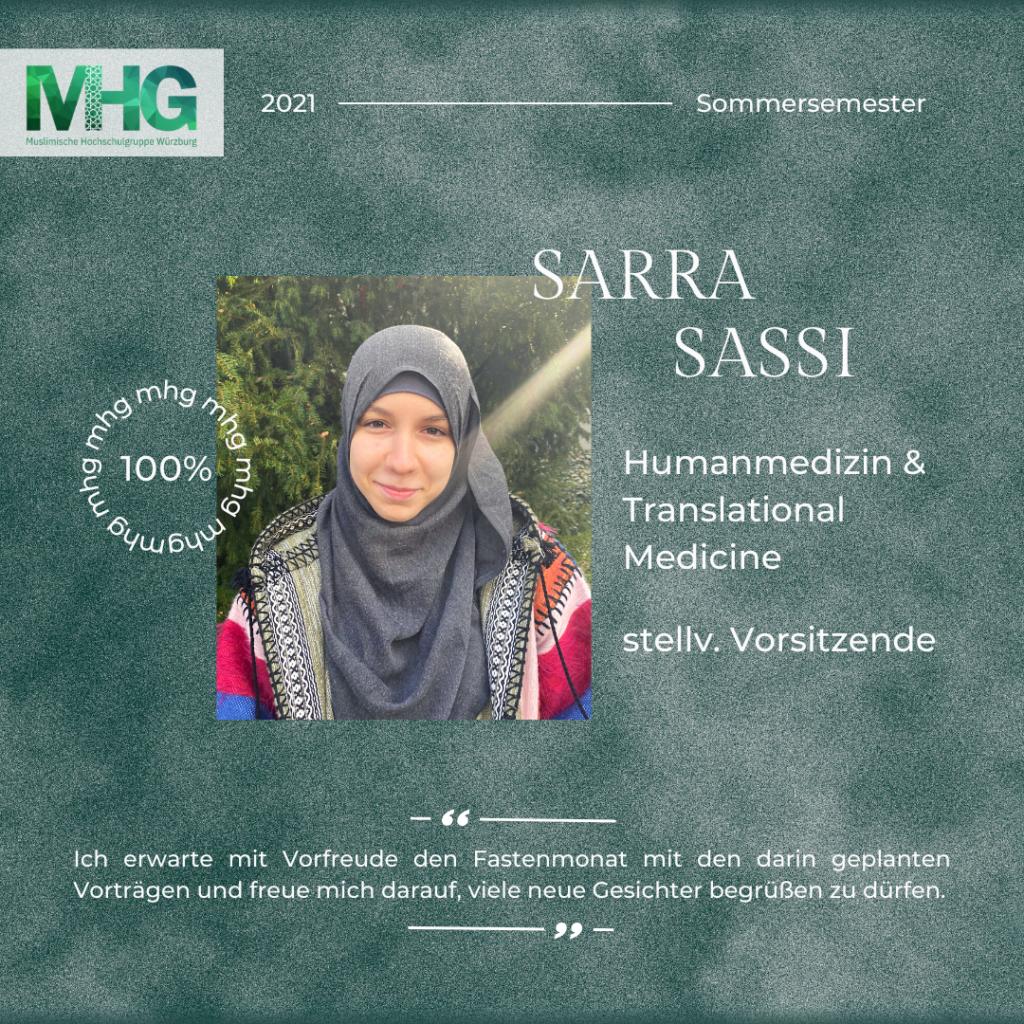 Sarra Sassi