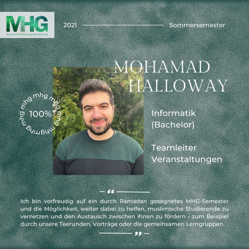 Mohamad Halloway